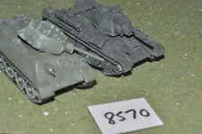 Tanques rusos Segunda Guerra Mundial escala 20mm (ver foto) (8570)