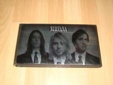 NIRVANA 3 CD'S 1 DVD + UN LIBRETO A COLOR EDICION LIMITADA USADO BUEN ESTADO