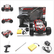 Electric RC Car 1:16 Scale Model 2WD Off Road High Speed Remote Control Car Toy