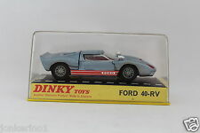 [OR3-11] DINKY TOYS 132 FORD 40-RV 40 RV - MADE IN ENGLAND - MECCANO LTD - NIB