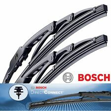 GENUINE Bosch Wiper Blade Direct Connect Front Left and Right Size 24 & 18