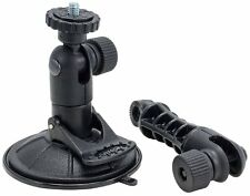 Car Dash Windshield Suction Mount Holder with tripod screw for Polaroid Camera