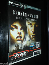 Broken sword: the sleeping dragon pc game