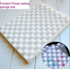 Fondant Foam Pad Mat For Flower Petals Sugarcraft Modelling Cake Decorating Tool