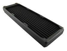 XSPC EX360 Slim Line Triple 120mm Fan Radiator Black