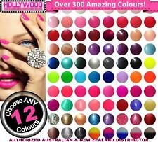Pick ANY 12 Bluesky Soak Off UV/LED Nail Gel Polish +BONUSES! Over 250+ Colours!