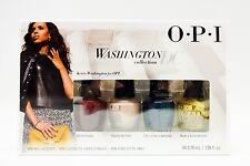OPI Nail Polish Color Mini Washington D.C  2016 ~ 4 MINI Bottles ~