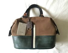 Celine RACER STRIPE BOSTON BAG Bag Leather CÉLINE Handbag New BNWT RRP £1395