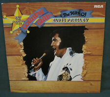 Elvis Presley Hits Of Country Club Series LP Canada NM 1977