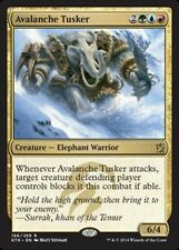 Avalanche Tusker x4 Khans of Tarkir MtG NM pack-fresh