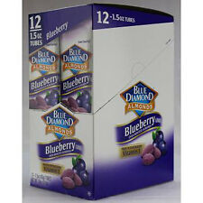 Blue Diamond Almonds Blueberry - 12 Pack 1.5 Oz