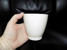 """Vintage Tupperware 3-1/2"""" Replacement Condiment Caddy Almond Bowl Only 758-10"""