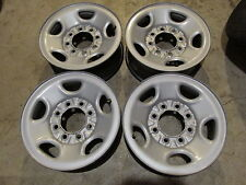 "CHEVY/GMC TRUCK - VAN 16"" 8 LUG STEEL WHEELS RIMS (OEM)"