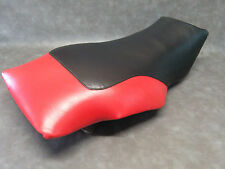 Polaris Trail boss 325 Seat Cover  1999-01 in 2-TONE BLACK & RED or 25 Colors