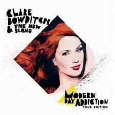 CLARE BOWDITCH & THE NEW SLANG Modern Day Addiction Tour Edition 2CD BRAND NEW