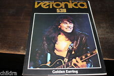 VERONICA # 18 1974 GOLDEN EARRING ROBERT LONG JULIEN CLERC
