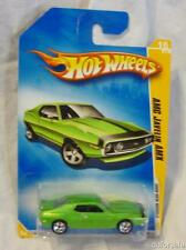 AMC Javelin AMX 1/64 Scale Diecast Model from 2009 New Models by Hot Wheels