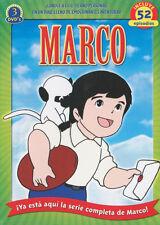 Marco de los Apeninos a los Andes: La Serie Completa, Español Latino, (6-DVD'S)