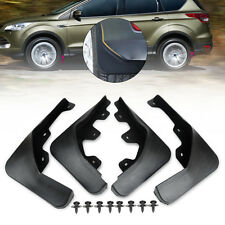 FIT FOR 2013 2014 FORD ESCAPE MUD FLAP FLAPS SPLASH GUARDS MUDGUARDS 2013+ KUGA