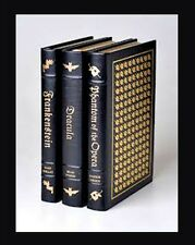 Easton Press    HORROR CLASSIC    3 Volume
