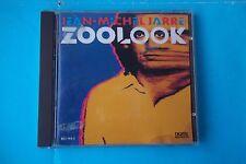 """JEAN MICHEL JARRE """" ZOOLOOK """" CD  NUOVO NON SIGILLATO"""