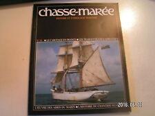 **b Revue Le Chasse marée n°64 Le cabotage en France / Les Abris du Marin