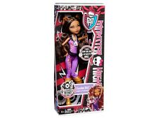 Monster High Musical Festival V.I.P. Clawdeen Wolf Doll - New Boxed