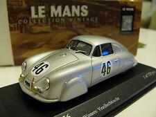 1/43 Minichamps Porsche 356 #46 24h Le Mans (1951) Winner diecast (1 of 750pcs)