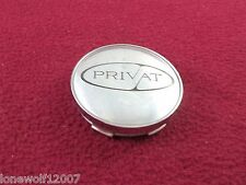 Privat Wheels Chrome Custom Wheel Center Cap # L018R (1)