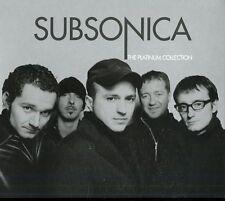 SUBSONICA THE PLATINUM COLLECTION TRIPLO CD NUOVO SIGILLATO !!