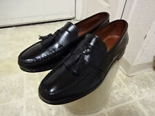 EXCELLENT COND FEW TIMES USED ALLEN EDMONDS STOWA SHOES MADE IN USA 10 B BLACK