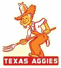Texas A&M University   College  AGGIES  Vintage Looking  Travel Decal Sticker