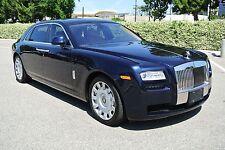Rolls-Royce: Ghost 4dr Sdn EWB