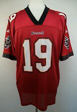 Vintage Adidas NFL Tampa Bay Buccaneers K.Johnson Football Jersey Size Adult  XL
