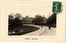 CPA Roubaix .- Parc barbieux  (193800)