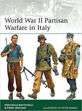 Osprey Elite 207: World War II Partisan Warfare in Italy / NEU