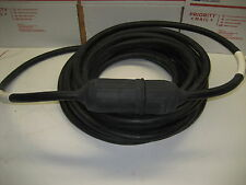 NEMA L5-20 Twist Lock 50 foot Military 10/3 20 Amp generator extension cord