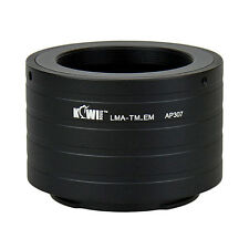 Kiwifotos Lens Mount Adaptor - T Mount Lenses to Sony NEX Camera
