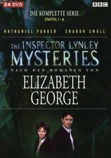 24 DVDs *  INSPECTOR LYNLEY MYSTERIES - DIE KOMPLETTE SERIE IN BOX  # NEU OVP &