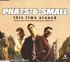PHATS & SMALL - This Time Around (UK 3 Trk CD Single)