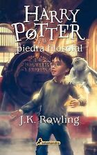 Harry Potter y la Piedra Filosofal (Harry 01) by J. K. Rowling (2015, Paperback)