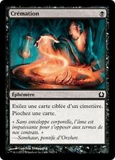 MTG Magic RTR FOIL - Cremate/Crémation, French/VF