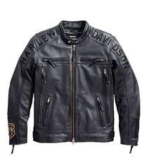 "Harley-Davidson Lederjacke ""TELESCOPE"" Motorradjacke *97096-16VM/002L* Gr. XL"