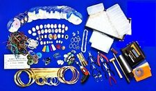 Jewelry Making Kit - Make Wire wrapped Jewelry includes, tools, and dvds