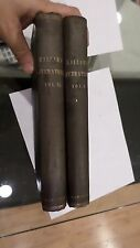 1871 Introduction to the Literature of Europe in the 15th century 16th Century..