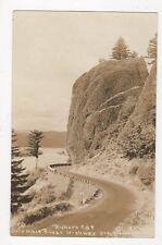 Bishops Cap Columbia River Highway Ore USA Vintage RP Postcard 286a