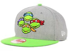 Teenage Mutant Ninja Turtles New Era 9FIFTY Men's Adjustable Snapback Cap Hat