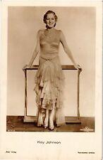 Kay Johnson CPA Film Stars (326734)