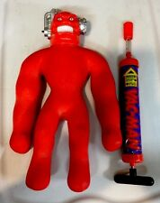 1994 VAC-MAN Stretchable Enemy of Stretch Armstrong WITH PUMP