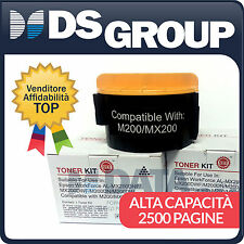 TONER EPSON COMPATIBILE NERO PER MX200 WORK FORCE AL-MX200DNF AL-M200DN S050709